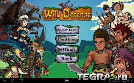 Wild Defense v.1.1