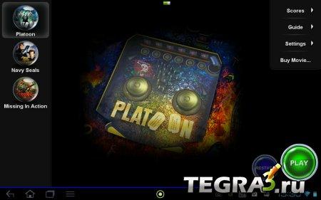 War Pinball HD (обновлено до v.1.1build 10287)