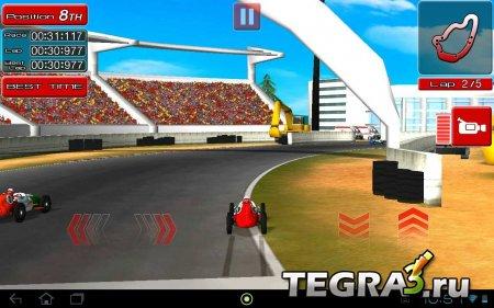 Racing Legends (обновлено до v.1.5)