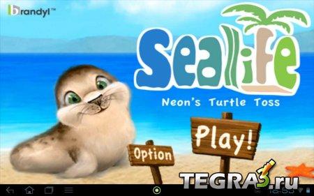 Seallife: Neon's Turtle Toss