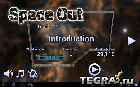 Space Out (обновлено до v1.52) [G -sensor]