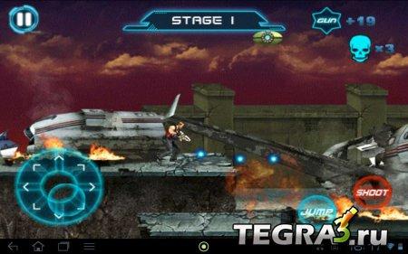 Металл Gun - кровь войны v.1.0