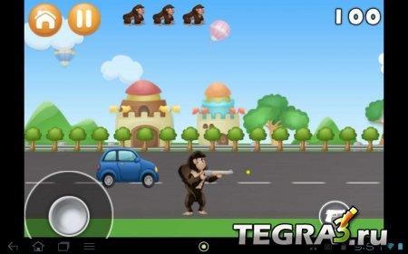 Crazy Gorilla v.1.0