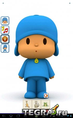 Talking Pocoyo  (обновлено до v2.0.3.3)