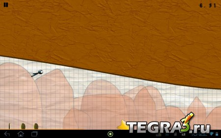 Wingsuit Stickman (обновлено до v1.4) [G-Sensor]