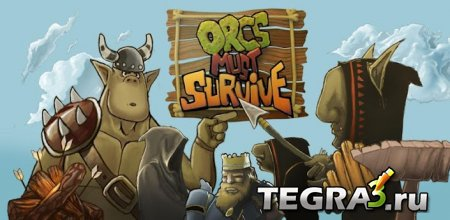 иконка Orcs Must Survive