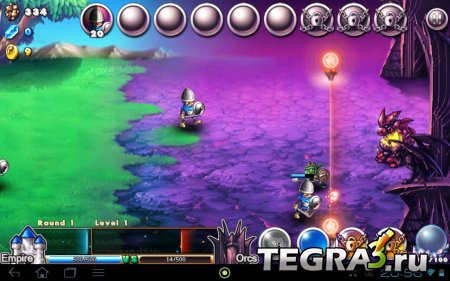 Empire VS Orcs v.1.0.0