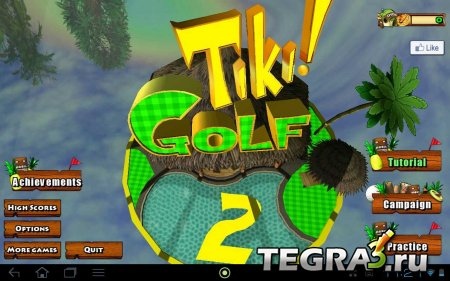 Tiki Golf Adventure Island