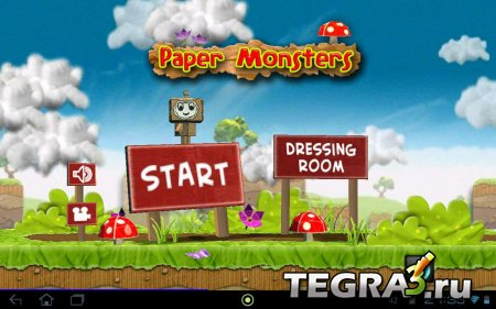 Paper Monsters (обновлено до v1.0.3)