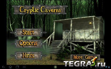 Cryptic Caverns HD v.1.1