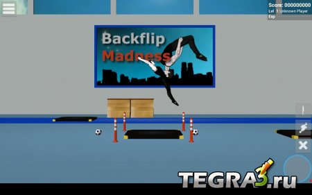Backflip Madness (обновлено до версии v.1.1.1)