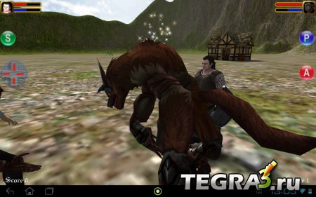 Lexios - 3D Action Battle v.1.04