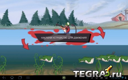 Super Dynamite Fishing Premium v1.2.1 [G -Sensor]