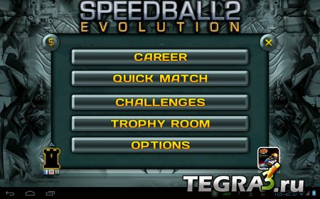 Speedball 2 Evolution (обновлено до v.1.1.2) [G- sensor]