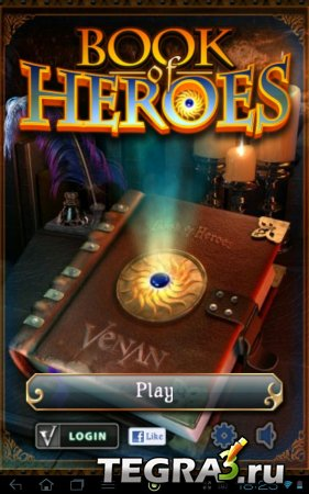 Book of Heroes v.1.4.1