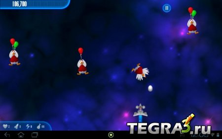 Chicken Invaders 3 HD v.1.05 FULL