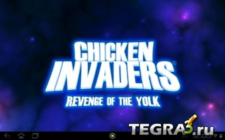 Chicken Invaders 3 HD  FULL