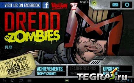 Judge Dredd vs. Zombies+ Мод (бесконечные деньги)