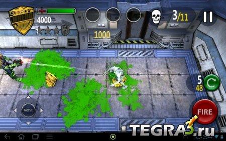 Judge Dredd vs. Zombies (обновлено до v.1.6)+ Мод (бесконечные деньги)