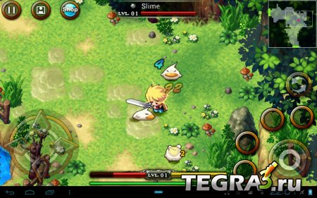 Zenonia 4 v1.1.6 [Unlimited Gold/Zen]