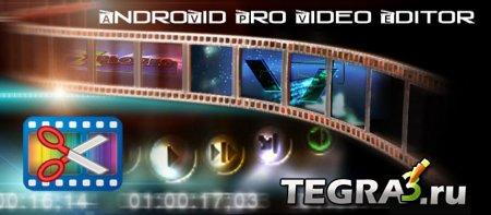 AndroVid Pro Video Editor + русская  от Terminal megic