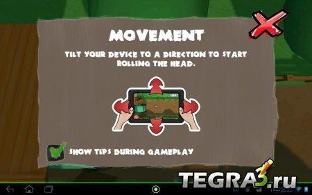 Rolling Head v1.0  [G-Senser]