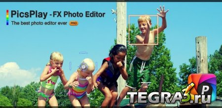 PicsPlay Pro - FX Photo Editor