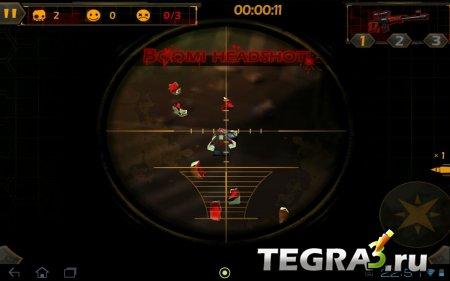 Call of Mini: Sniper v1.21 [Mod Coins/Gems]
