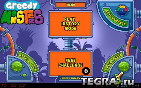 Greedy Monsters v1.0