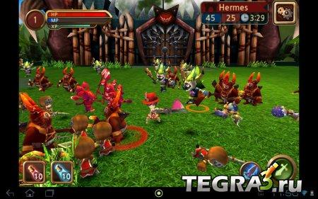 Castle Master 3D v.1.09 (Мод, много денег)