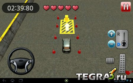 Real Parking 3D (обновлено до v.1.34b)