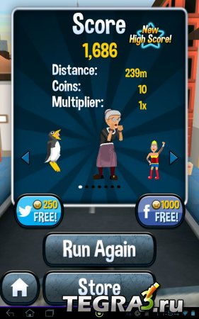 Angry Gran Run - Running Game v1.19.5599.21756 [Много денег]