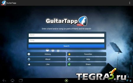 GuitarTapp PRO Tabs & Chords