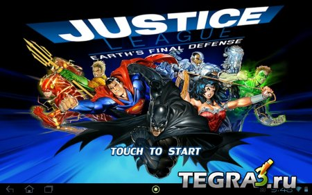 Justice League:EFD (обновлено до v.1.0.2)