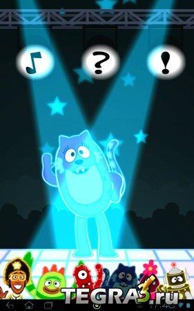 Yo Gabba Gabba! Glow Dancing! v2.0