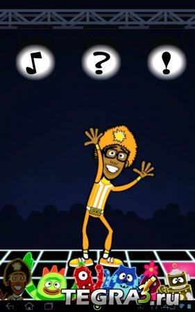 иконка Yo Gabba Gabba! Glow Dancing!