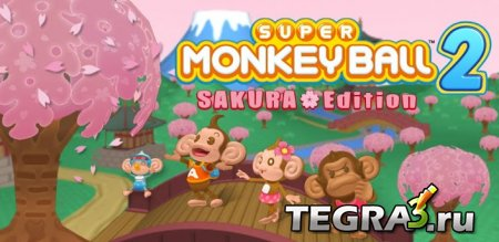 иконка Super Monkey Ball 2: Sakura Ed