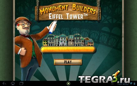 Monument Builders Eiffel TowerTM
