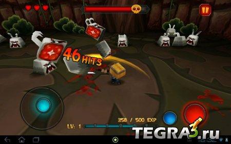 TinyLegends - Crazy Knight v2.72