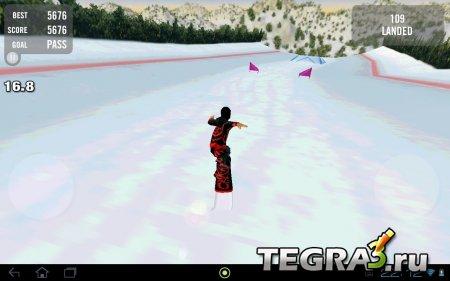 Crazy Snowboard Pro (обновлено до v1.1.5)