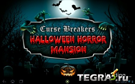 Curse Breakers Horror Mansion