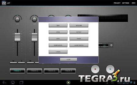 J4T Multitrack Recorder v4.1