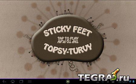 Sticky Feet Topsy-Turvy v1.1 [G-Senser]