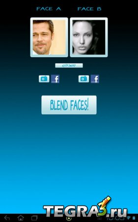 Face Blender (обновлено до v2.0.6)