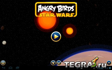 Angry Birds Star Wars HD v1.5.3 [Unlimited Mighty Falcons]