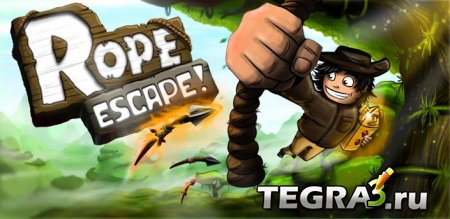 Rope Escape Mod (Unlimited coins)