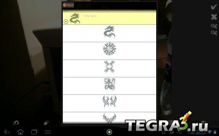 TattooCam: Virtual Tattoo Pro v2.0.1