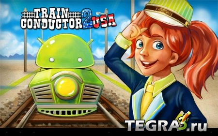 Train Conductor 2: USA+Мод