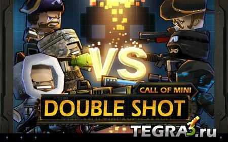 Call of Mini: Double Shot v 1.1 [Online] +Мод (бесконечные деньги и кристалы)