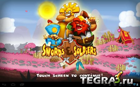 Swords and Soldiers v1.0.9